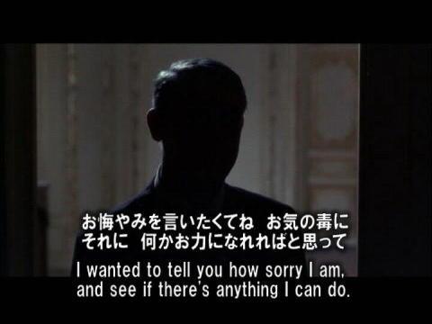 英語学習映画 シャレード 05 ピーターとの再会